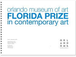 Florida Prize in Contemporary Art 2015 Catalogue