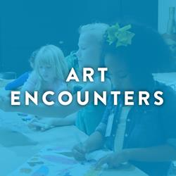 Art Encounters - Zen Paint Party!