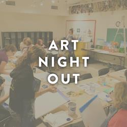 Art Night Out - The Altered Book