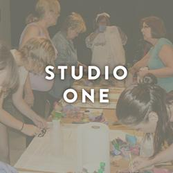 Studio One - Painting with Jamieson Thomas