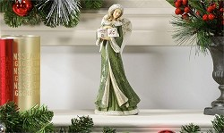 Polyresin Angel Design Figurine