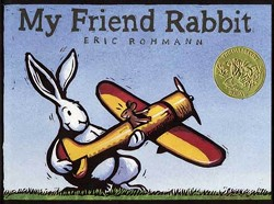 My Friend Rabbit (Hardcover)