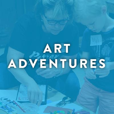 Art Adventures - Sunday - Storytelling with Clay!