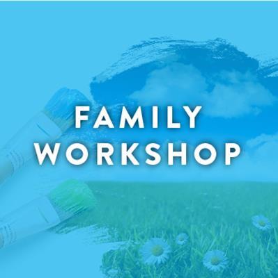 Family Workshop: HeART Hunt for Art Lovers!