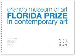 Florida Prize in Contemporary Art 2015 Catalogue