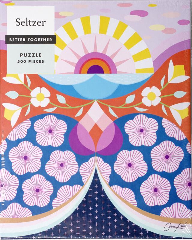 Sunshine Flowers Puzzle,PUZ-503